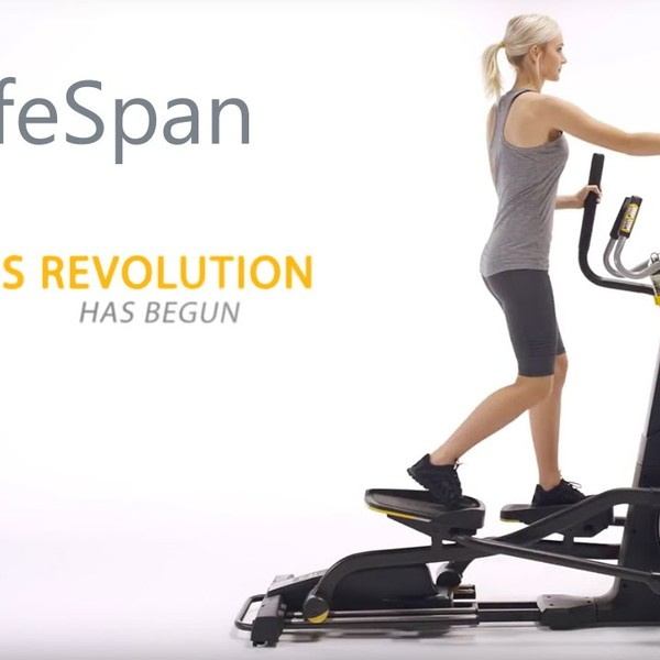 LifeSpan: Elliptical Cross Trainers